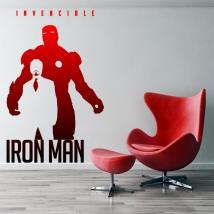 Vinyls marvel iron man invincible