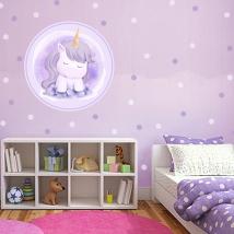 Youth or children's vinyls unicorn