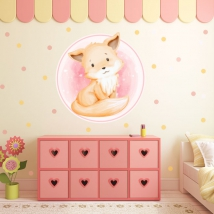 Children's or youth vinyls fox