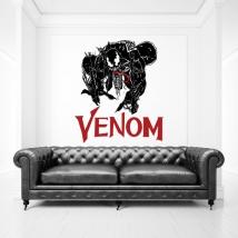 Adhesive vinyl marvel venom