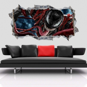 3d decorative vinyl marvel venom