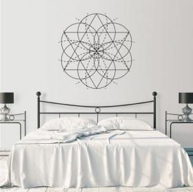 Decorative vinyls decorative geometry